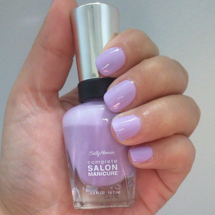 Lilac Nail Color: Best 25+ Sally Hansen Nails Ideas On Pinterest