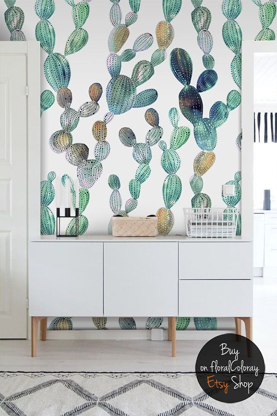 ✿ SELF- ADHESIVE WALL MURAL ✿  My wall murals are printed on an innovative, self-adhesive removable material, which allows them to be applied and peeled multiple times!  The material I use is stain- and tear-resistant and sticks to any flat surface! Its main advantage is its wonderfully simple application: you can easily apply it yourself without getting any annoying air bubbles. It can also be easily removed without damaging the surface underneath.** Peel&Stick!**  ✿ SIZE ✿  * 23.5 x 48…