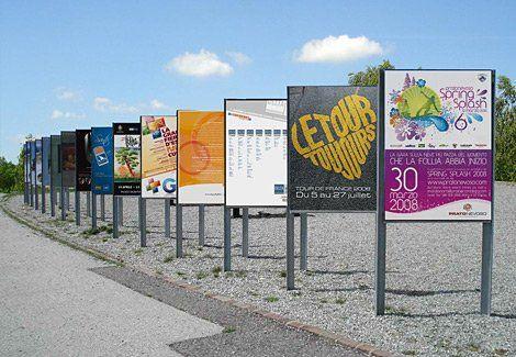 Stampa grande formato: carta e risoluzione per manifesti esterni