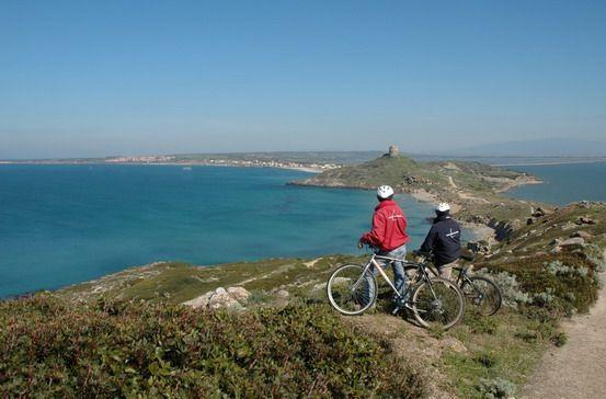 Mountain Bike nella Penisola del Sinis