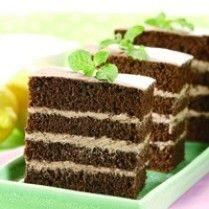 LAYER COKELAT CAKE Sajian Sedap
