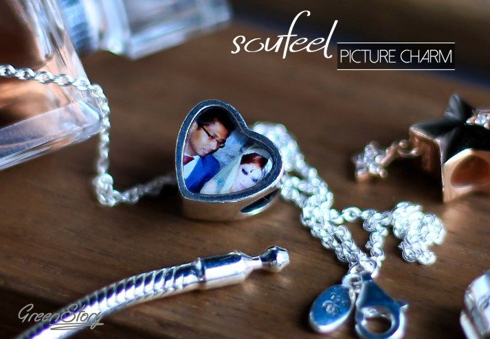 Soufeel Picture Charm   keep those precious memories always with you...