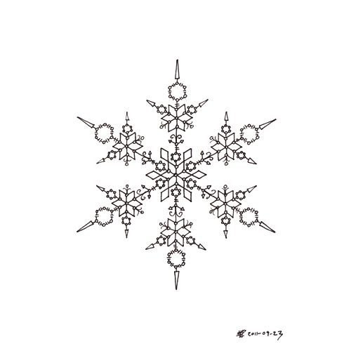 49 best snowflakes  starflakes and such images on