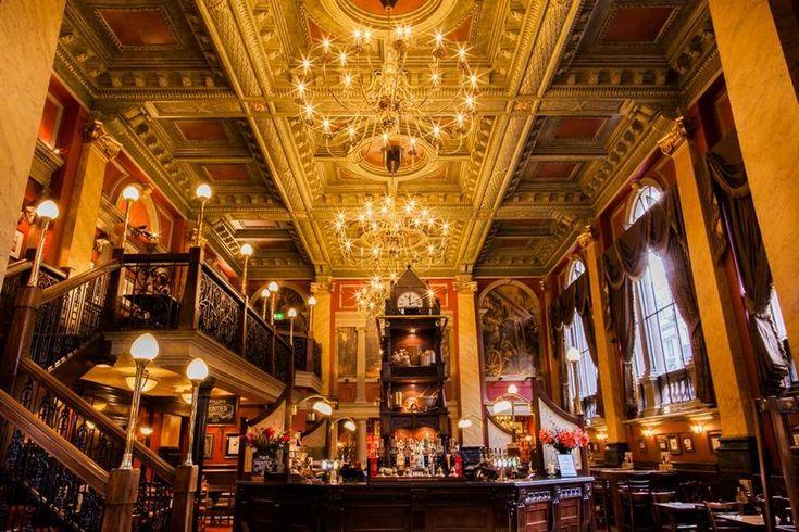 'Old Bank Of England' Pub - Fleet Street, London, UK