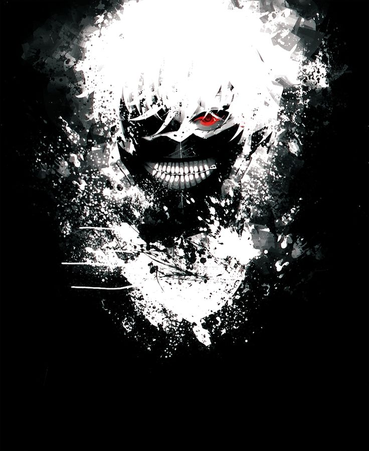 Badass Wallpapers: 124 Best Images About Tokyo Ghoul On Pinterest