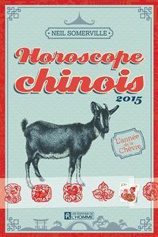 Horoscope chinois 2015 - L'année de la chèvre