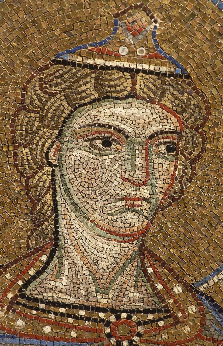 3. Нартекс, купол Авраама, 13 в., парус, Пророк Даниил