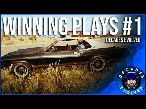 Winning Plays 1 Playerunknown S Battlegrounds Pubg Gaming