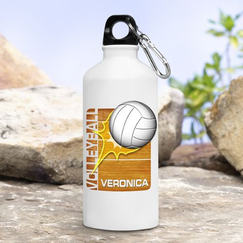 Volleyball Water Bottle - expressionsgiftshop