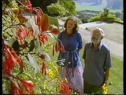 Flowering Passions: Pots at Powis Castle, Wales. The genius of Jimmy Hancock - YouTube
