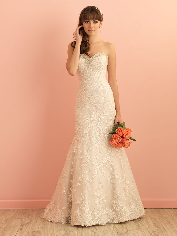 New Bridal Gown Available at Ella Park Bridal | Newburgh, IN | 812.853.1800 | Allure Romance - Style 2850
