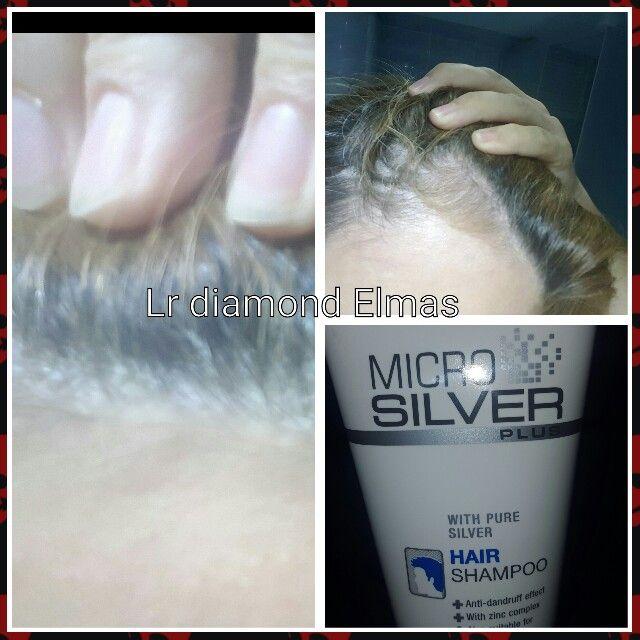 Risultati immagini per microsilver lr shampoo