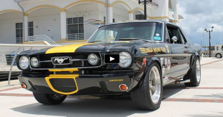 Super Rare Trans Am 1966 Mustang Terlingua Clone