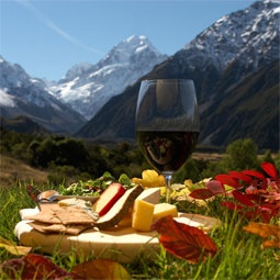 Food and Wine tours New Zealand
