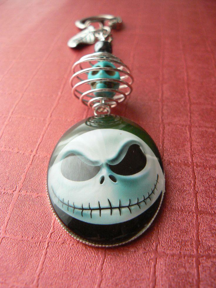 Bijou de sac/Porte-clés, Halloween, Base-ball. : Autres bijoux par dys