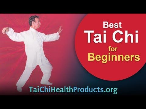 Best Tai Chi for Beginners - join in - 8-minute exercise - YouTube