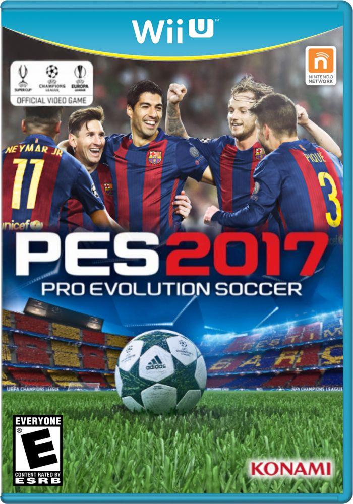 Pro evolution soccer 2017 wii