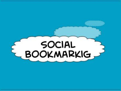 Explaining Social Bookmarking, its process and benefits for online businesses.