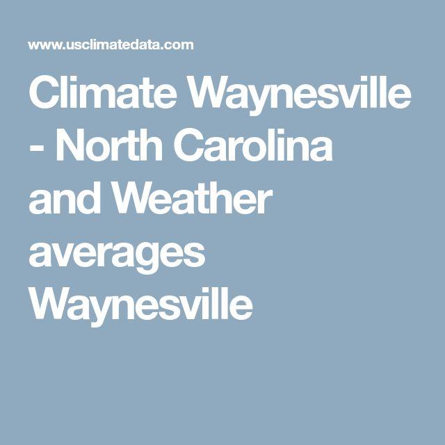 Haywood County average weather - Climate Waynesville - North Carolina and Weather averages Waynesville