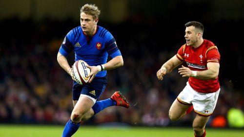 Jules Plisson (XV de France) face au pays de Galles - 26 février 2016