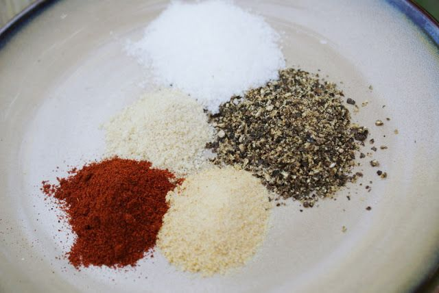 Basic Dry Rub ~ Good for pork, beef or chicken | Recipes from our ...