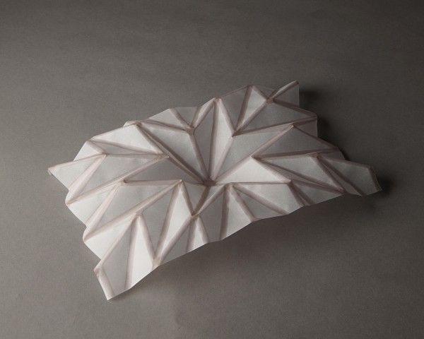 Hydro-Fold (Bild: Ecal/Ecole cantonale d'art de Lausanne)
