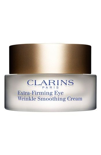 Clarins Extra-Firming Eye Cream available at #Nordstrom Ahhhhmazing! Night
