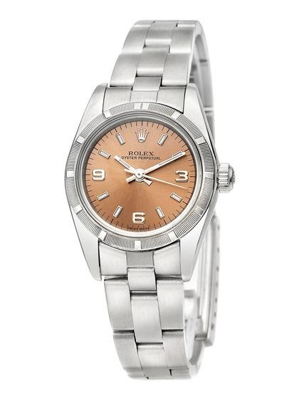 Estate Watches Women's Rolex Oyster Stainless Steel Watch