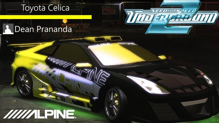 NFS Underground 2 - Toyota Celica Tuning https://www.youtube.com/watch?v=Ja0HXySlFRg #youtube #sub #subs #subscribe #subscriber #subscribers #watch #click #visit #view #viewer #viewers #l4l #f4f #like #likes #liker #likers #like4like #like4folow #likes4likes #follow #follower #followers #follow4like #follow4follow #share #promote #promotion