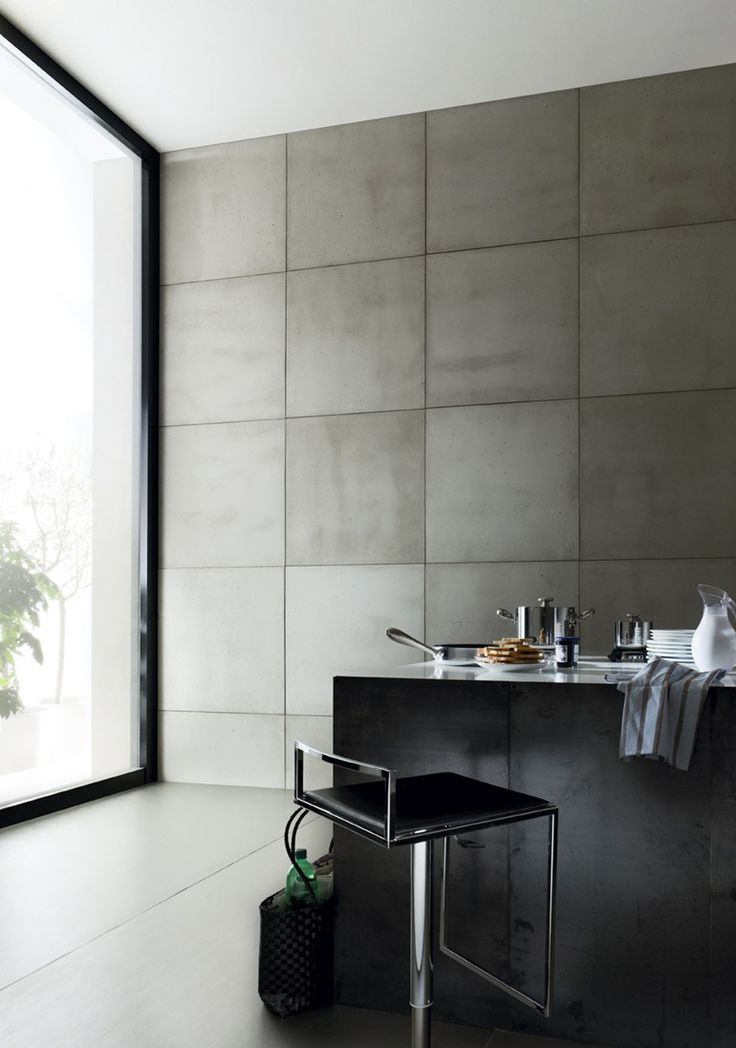 SMOOTH CONCRETE tiles by Sai Industry