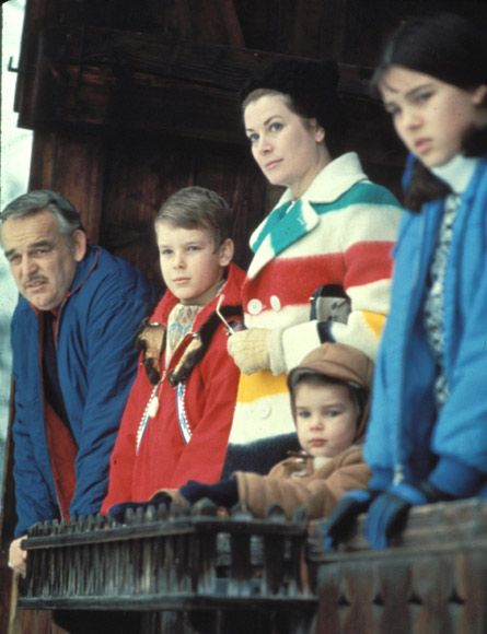Andrea Casiraghi baby: A look back through the Monaco royal family album - Photo 1   Celebrity news in hellomagazine.com