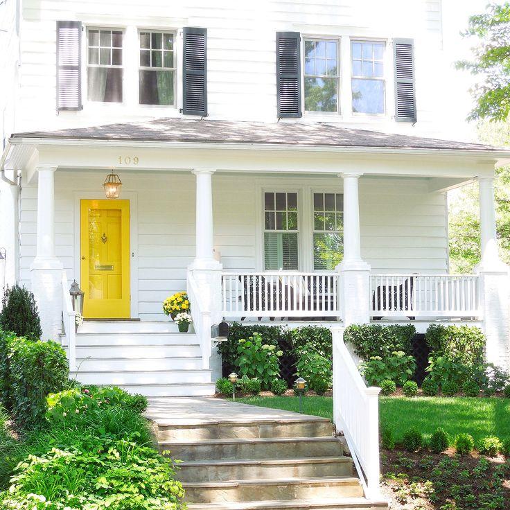 Long Lasting Exterior House Paint Colors Ideas: Best 25+ Exterior Paint Schemes Ideas On Pinterest