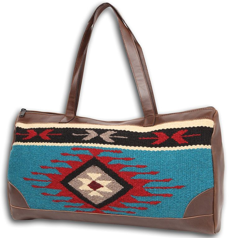 Extra Large Tote Bag, Woman's. Zapotec