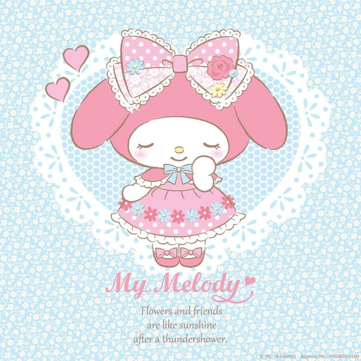 25 Best Ideas About My Melody On Pinterest