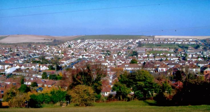 Hove, Portslade and Brighton in the Past: Mile Oak - Portslade