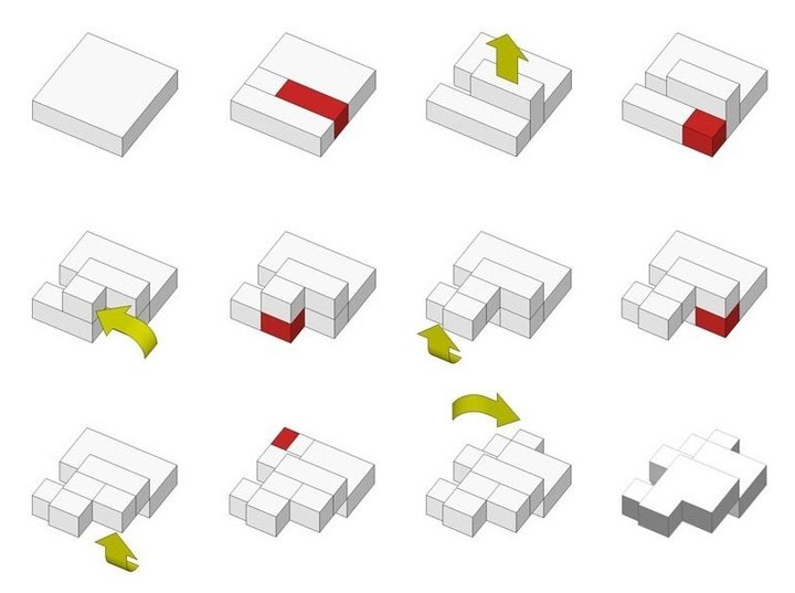 249 best Architectural Diagrams images on Pinterest   Architecture concept diagram, Architecture
