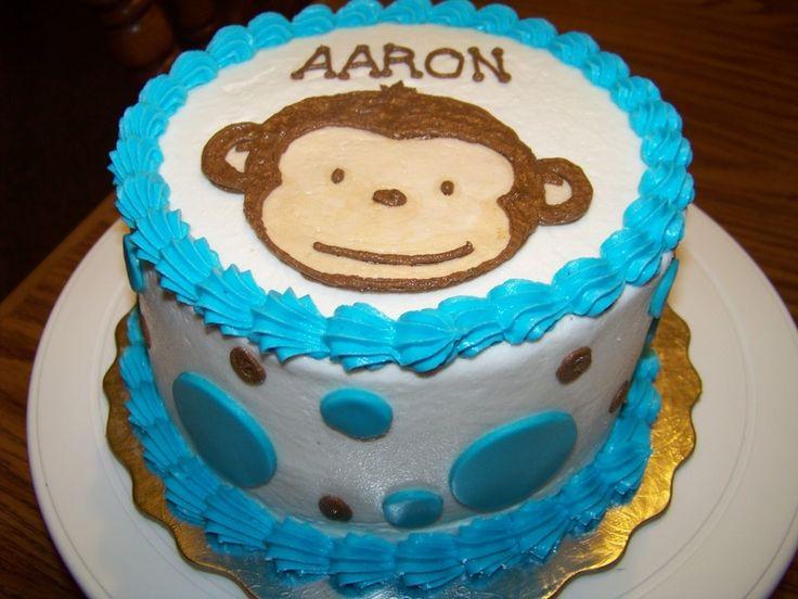 Monkey Smash Cake — Childrens Birthday Cakes