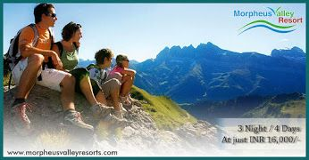 Plan Your Family Holiday's .Get the perfect family holiday package in Manali