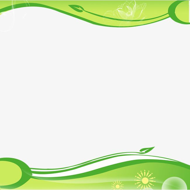 20+ Latest Background Green Border Design Png