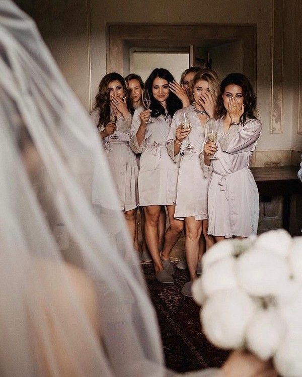 20 Pre Wedding ceremony Photoshoot Concepts for the Bride & Her Bridesmaids