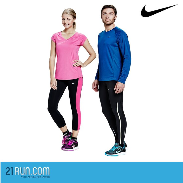 #Nike #Laufbekleidung Frühjahr / Sommer 2015  #running #laufen #course