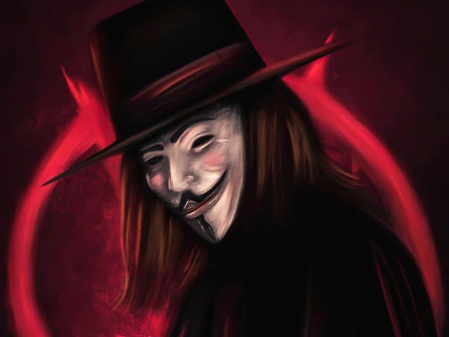 Collection Of V For Vendetta Hd 4k Wallpapers Background Photo And
