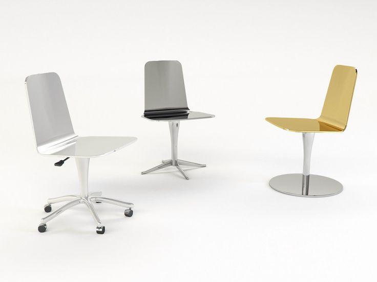 Ötszögletű szék görgővel LUWAN Kerekes szék másformával