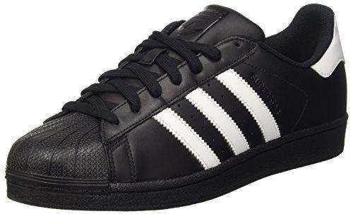 Oferta: 95€ Dto: -27%. Comprar Ofertas de adidas Superstar Foundation - Zapatillas para hombre, Cblack/Ftwwht/Cblack, 44 barato. ¡Mira las ofertas!