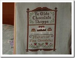 Chocolate Shoppe