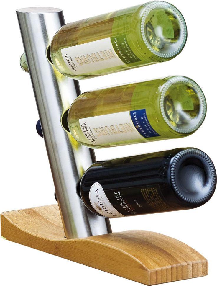 Portabottiglie di vino da tavolo dal design moderno n.28