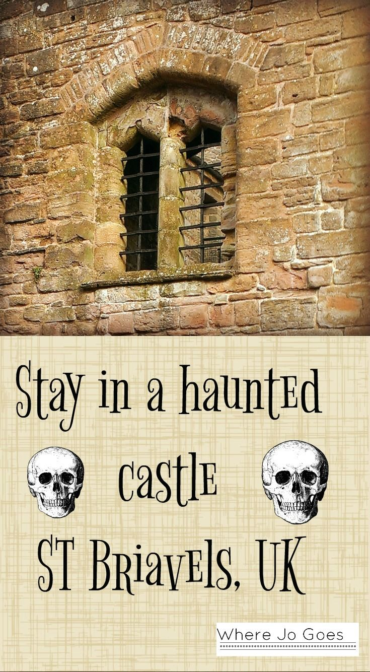Stay in a haunted castle, St Briavels UK. YHA Youth Hostel. Youth Hostels UK. Stay in a castle. Unusual places to stay. Castles UK English castles