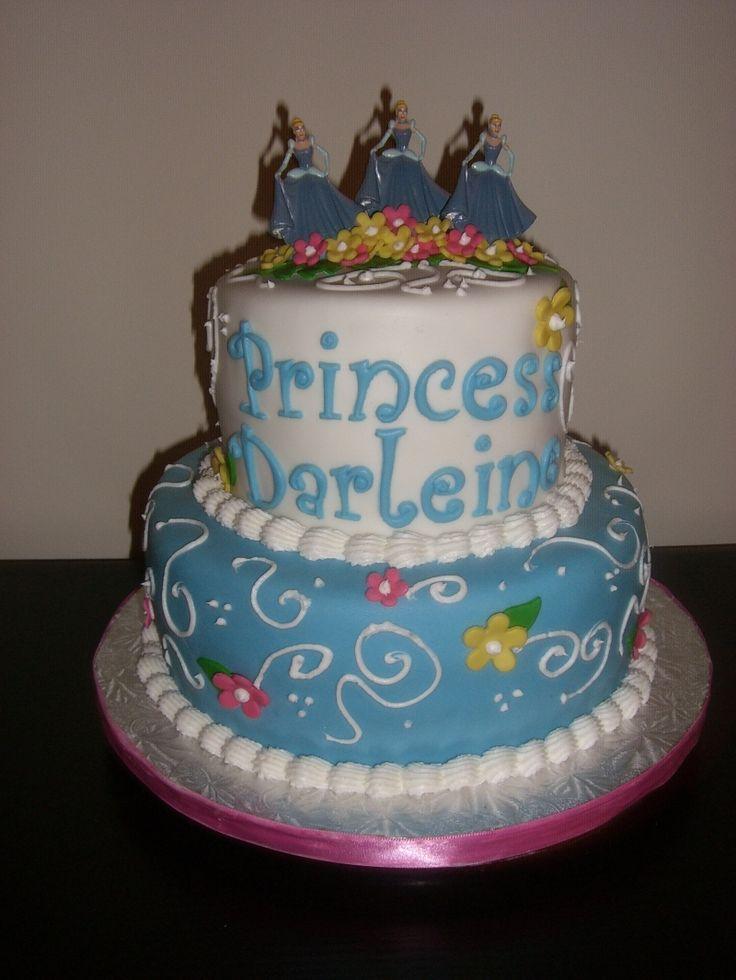 Princess Cakes And Rice Crispie