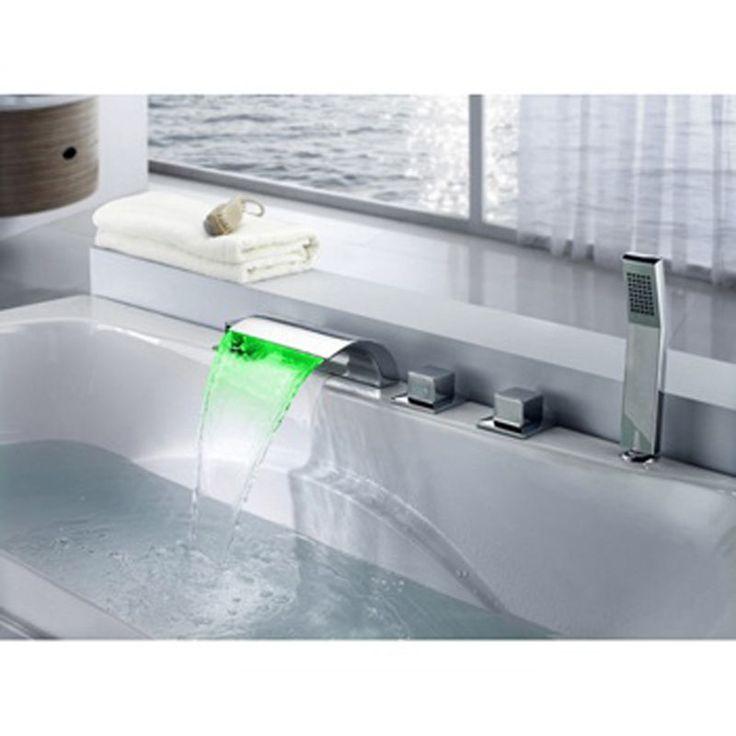 41 best Roman Tub Faucet images on Pinterest | Bathtub, Soaking tubs ...