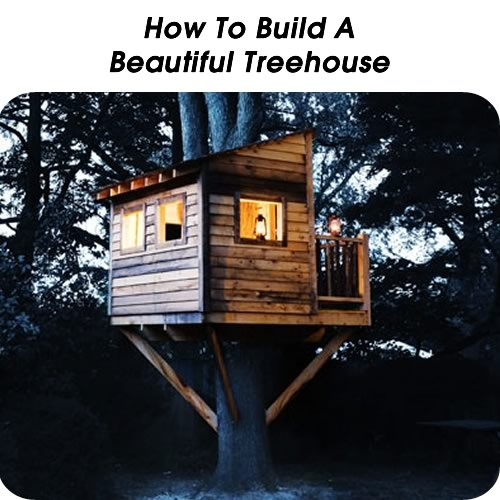 17 Best Images About Tree House Fort Ideas Backyard On